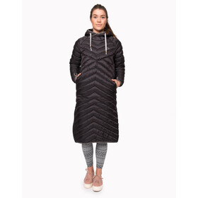 Varg Sarek Long Downhood Women carbon black